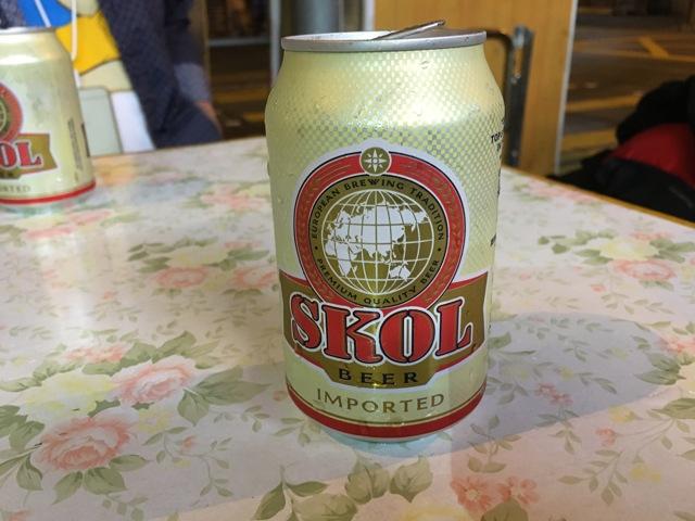 SKOLビール