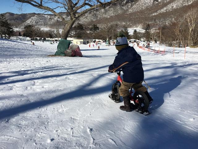 赤城山スキー場
